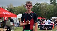 Fox shines at super sprint event