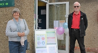Village library re-opened but with reduced hours