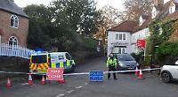 Boy, 12, dies after bike collides with van
