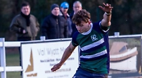 Gapper hopes to hit ground running when rugby returns