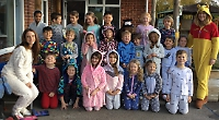 Pyjama day raises cash