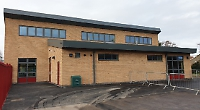Headteacher delighted as school extension is finished
