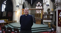 Vicar celebrates 30 years of 'best job in the world'