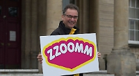 Let's Get Down to Business: Matthew Hare, founder and chief executive of Zzoomm