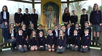 Children create replica of famous depiction of Jesus