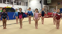 Gymnastics club hoping competitions restart in spring