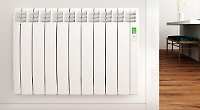 Electric heating is economical alternative to gas