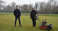 Golf and tennis clubs get ready to welcome players
