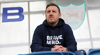 Former rugby player breaking taboo of mental health