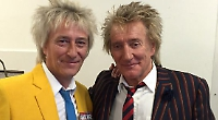 Rod Stewart singer will get the party started at the Mill