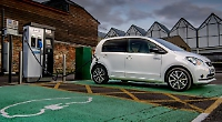 City car has made the switch to 'all electric'