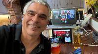 Pub pals still 'meeting up' for games of digital darts