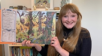 Woodland wanders inspired poet's love of natural world