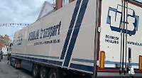 Lorry ban rolling nearer to fruition