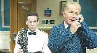 Unfaithful politician stars on theatre's comeback trail
