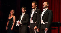 Young opera singers lining up summer showcases