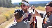 Disabled man bids to run 75 marathons in 85 days