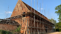 Historic barn in danger of collapse, says campaigner