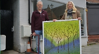 Artist to open gallery and picture framing business