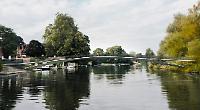 Villagers split over footbridge plan