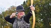 The art of horseback archery