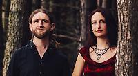 Touring hiatus led to folk pair's home-made album