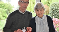 Church stalwart receives Maundy money in post