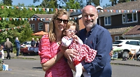 Street party to help fund disabled girl's treatment