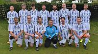 Football friendly raises £746 for mental health charity
