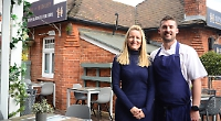 Chef delighted as bistro can finally serve food outdoors