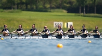Henley Rowing Club's girls sweep the board at junior sculling regatta