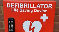 Hockey club launches appeal for defibrillator