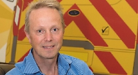AA executive honoured for services to road transport