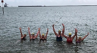 Marvels bid to swim Channel