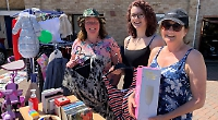 Used goods sale for children's mental health charity
