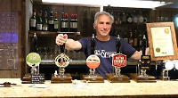 Pub receives seasonal award for serving local beers