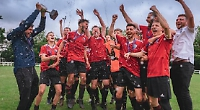 Henley Town's promotion was big surprise says boss