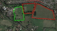 School playing field building plan grows from 50 homes to 80