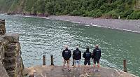 'Rats' aim to set swim record