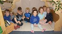 Children happy after £5,000 makeover of pre-school