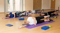 Pilates classes are back in halls, come and join us