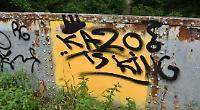 Grow up, idiot: Mayor's message to graffiti artist