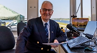 Rowing commentator to mark 40th year in Japan