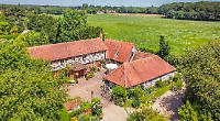 Former barn and stable is ideal for entertaining