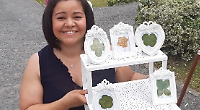 'Jammy' teacher who found over 250 four-leaved clovers