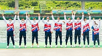 GB eight win bronze and Leander sculler makes history in Tokyo