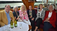 River Society members finally able to enjoy boat trip
