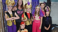 Children perform show after just five days of rehearsal