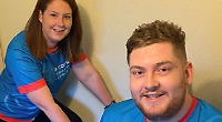 Woman bids to travel 541 miles for cancer charity