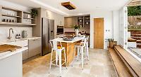 Newly built cottage opens up like Tardis